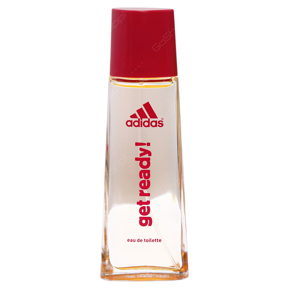 Adidas Get Ready Eau De Toilette 50ml