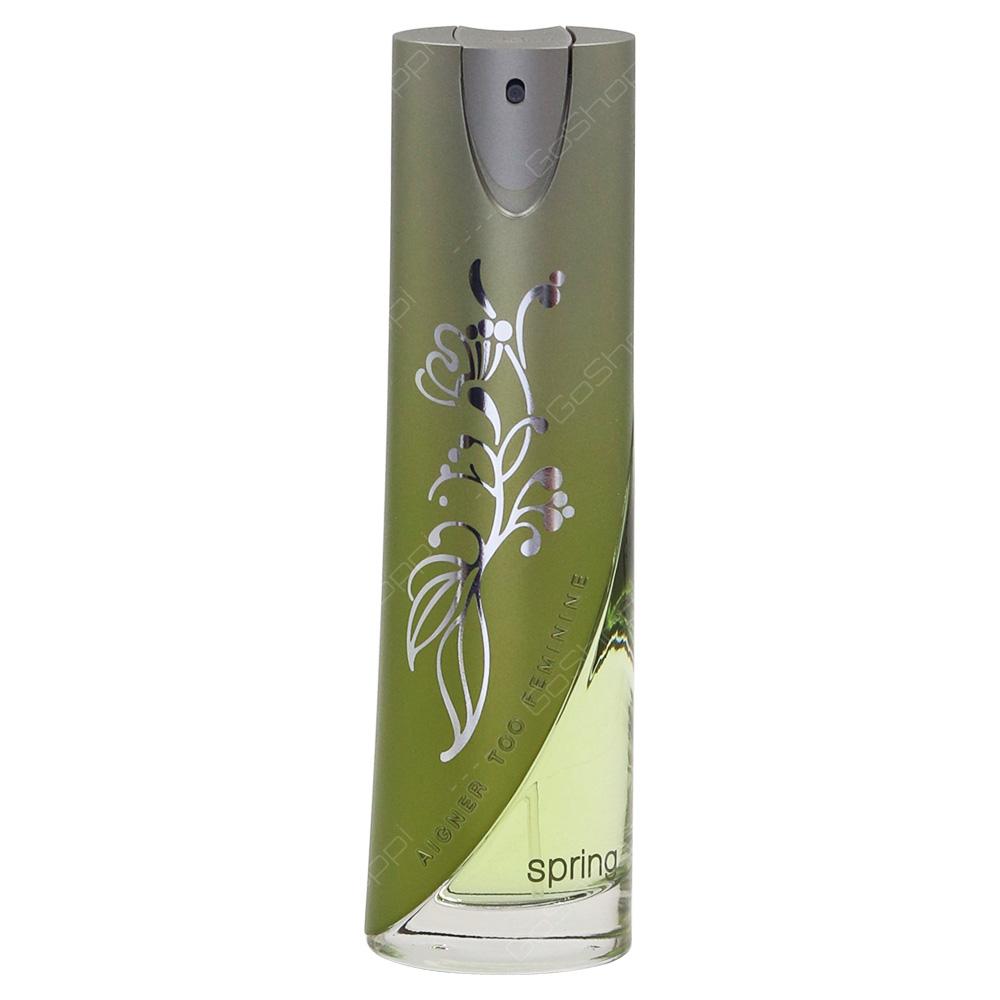 Aigner Too Feminine Spring Eau De Parfum 60ml