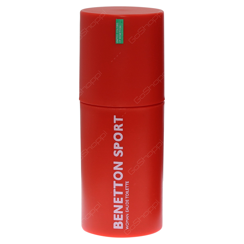 Benetton Sport Woman Eau De Toilette 100ml