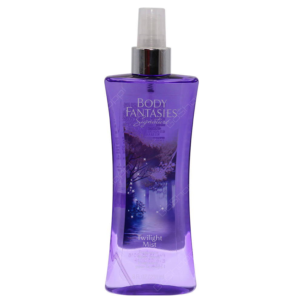 Body Fantasies Signature Fragrance Body Spray - Twilight Mist 236ml