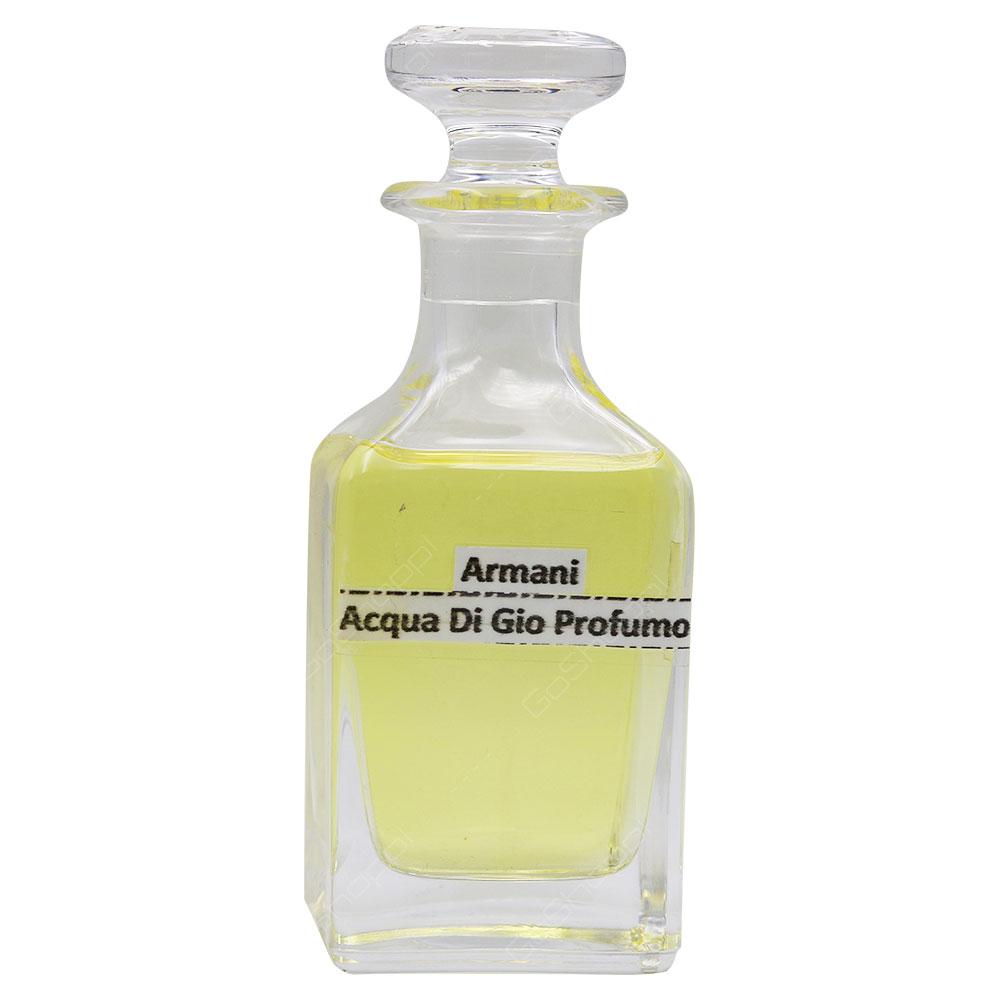 Concentrated Oil - Inspired By Armani Acqua Di Gio Profumo For Men