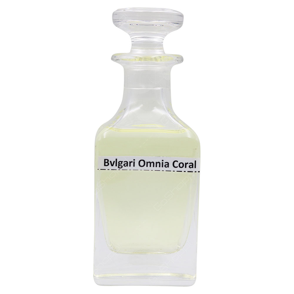 Concentrated Oil - Inspired By Bulgari Omnia Coral For Women