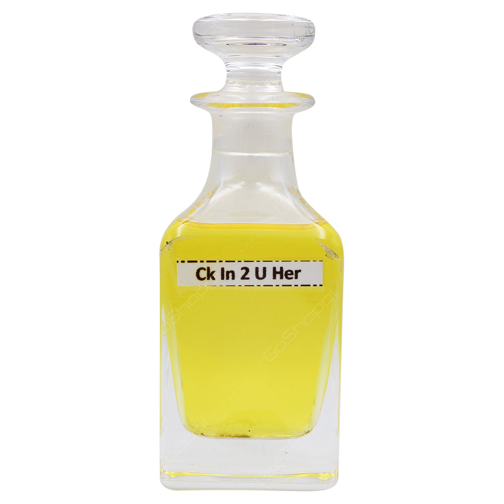 Concentrated Oil - Inspired By Calvin Klein In 2 U Her For Women