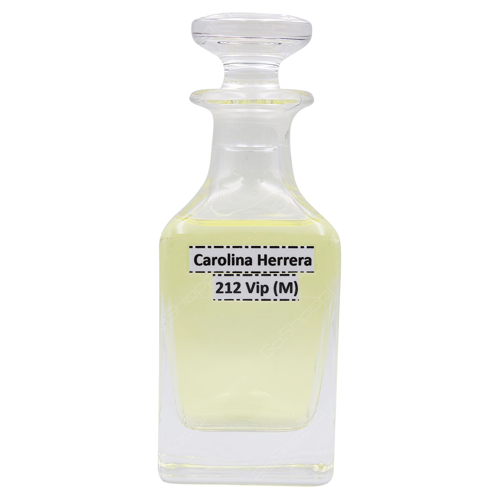 Concentrated Oil - Inspired By Carolina Herrera 212 VIP For Men