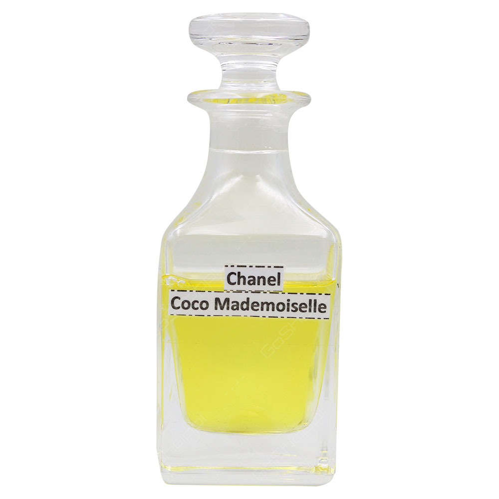 Concentrated Oil - Inspired By Chanel Coco Mademoiselle For Women