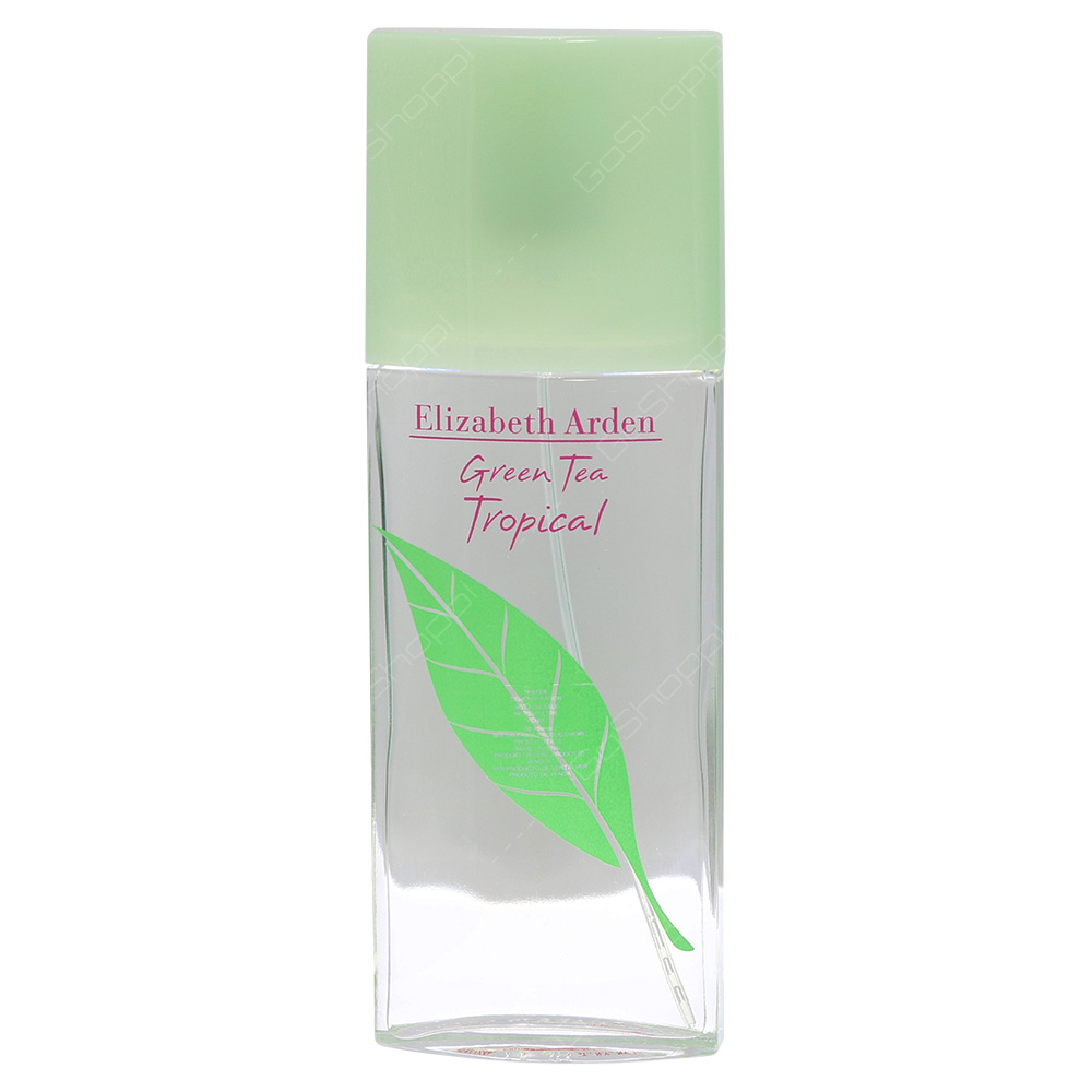 Elizabeth Arden Green Tea Tropical For Women Eau De Toilette Spray 100ml