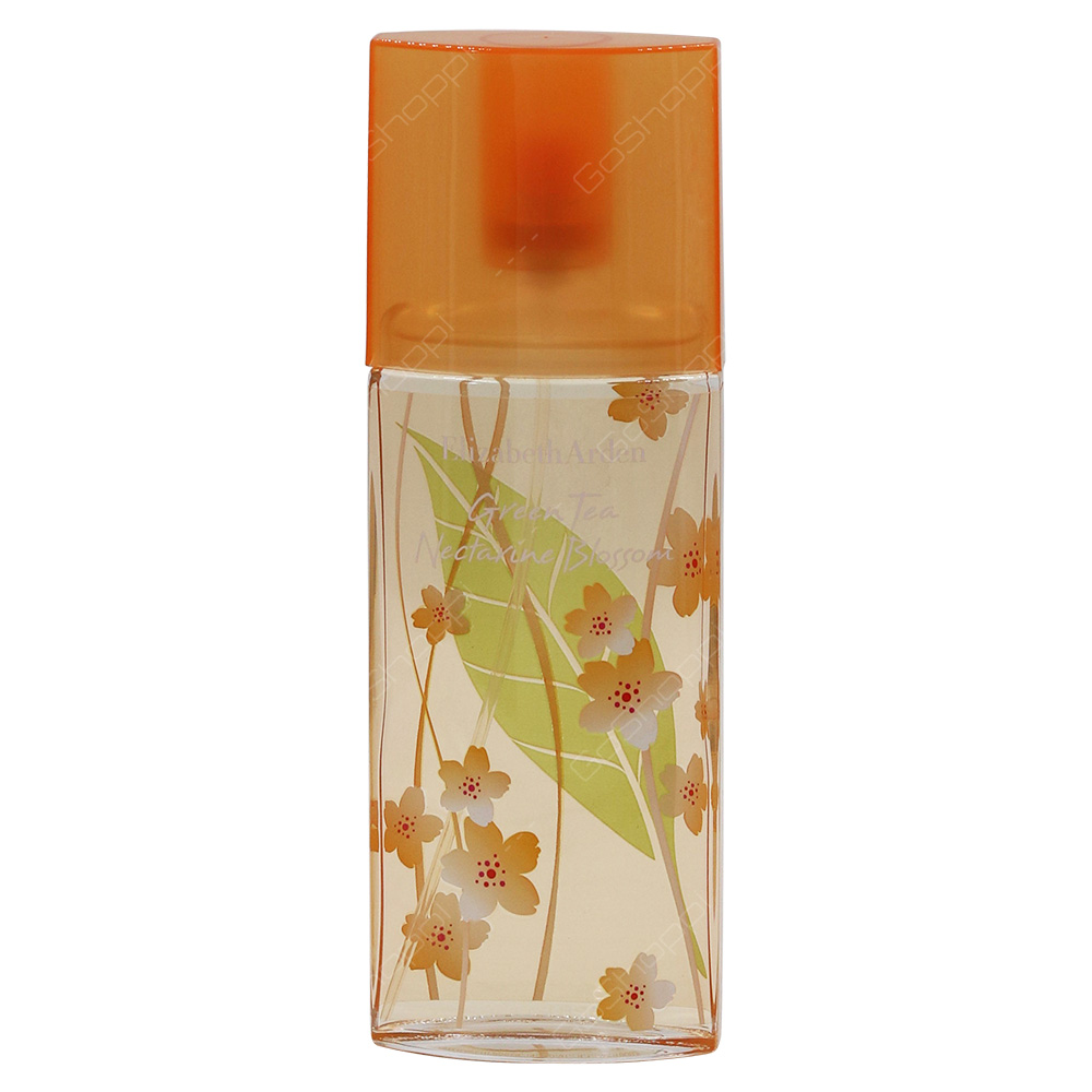 Elizabeth Green Tea Nectraine Blossom For Women Eau De Toilette 100ml