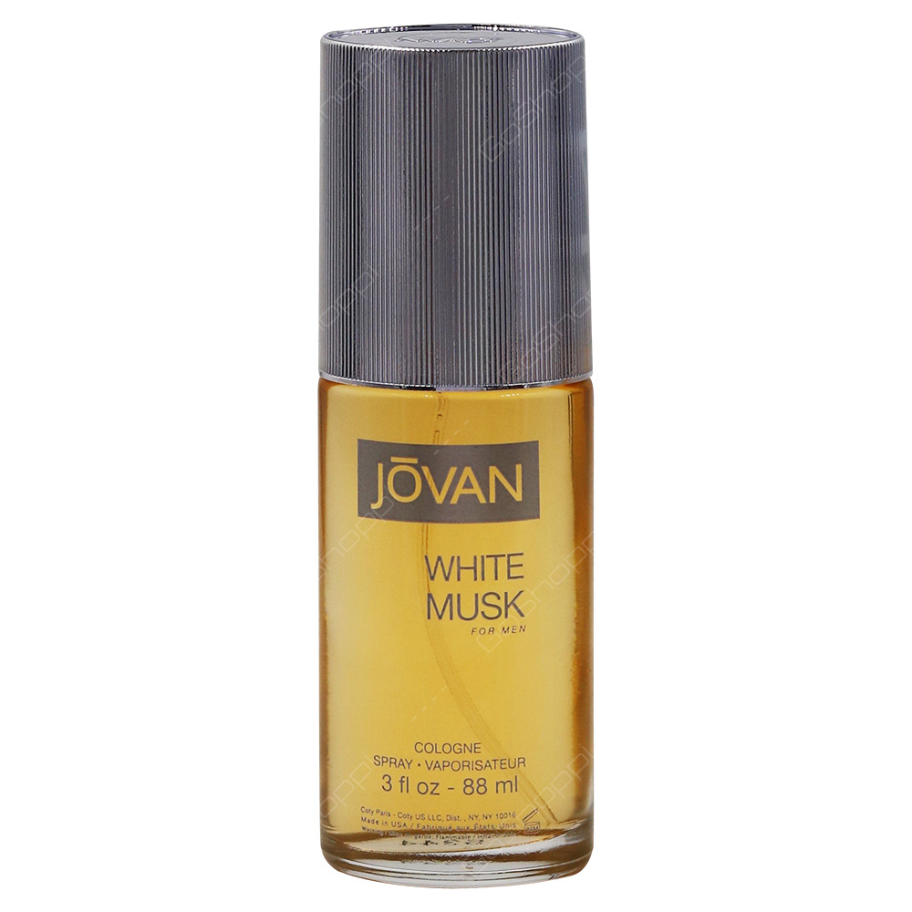 Jovan White Musk Colonge Spray For Men 88ml