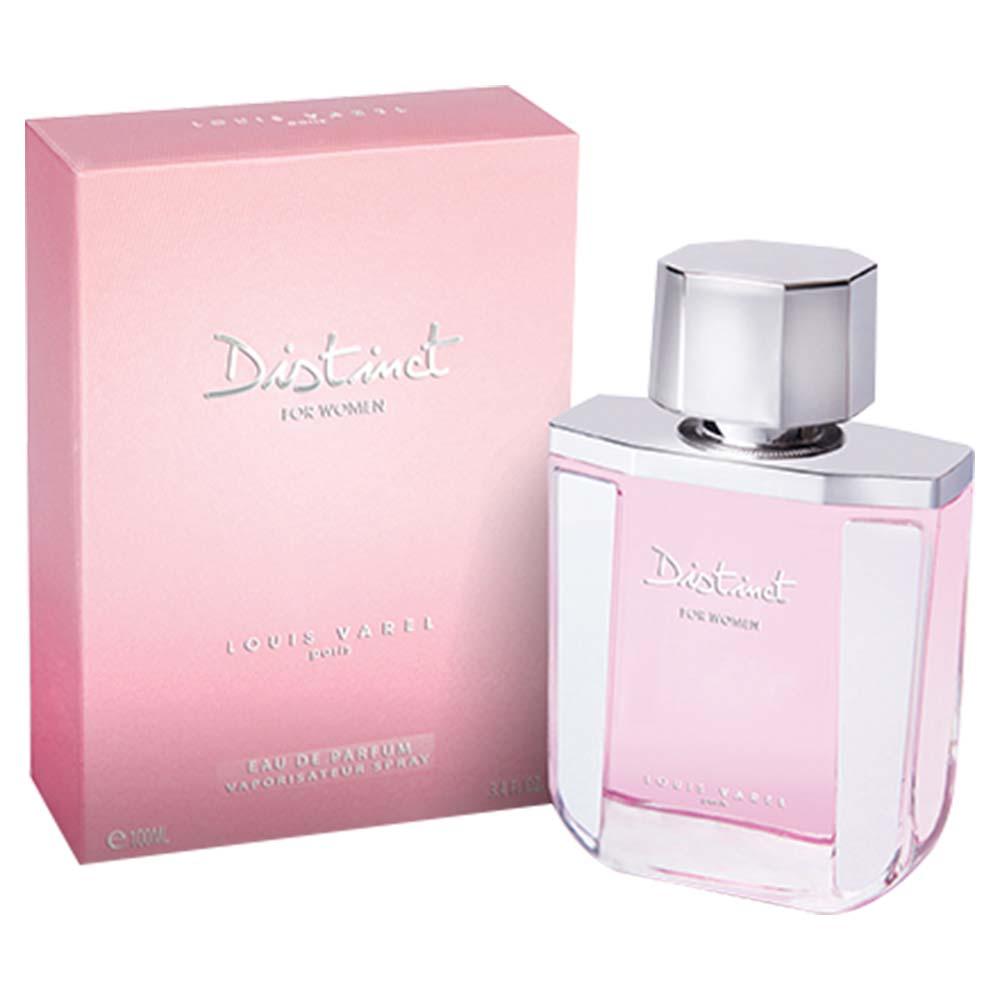 Louis Varel Paris Distinct For Women Eau De Parfum 100ml