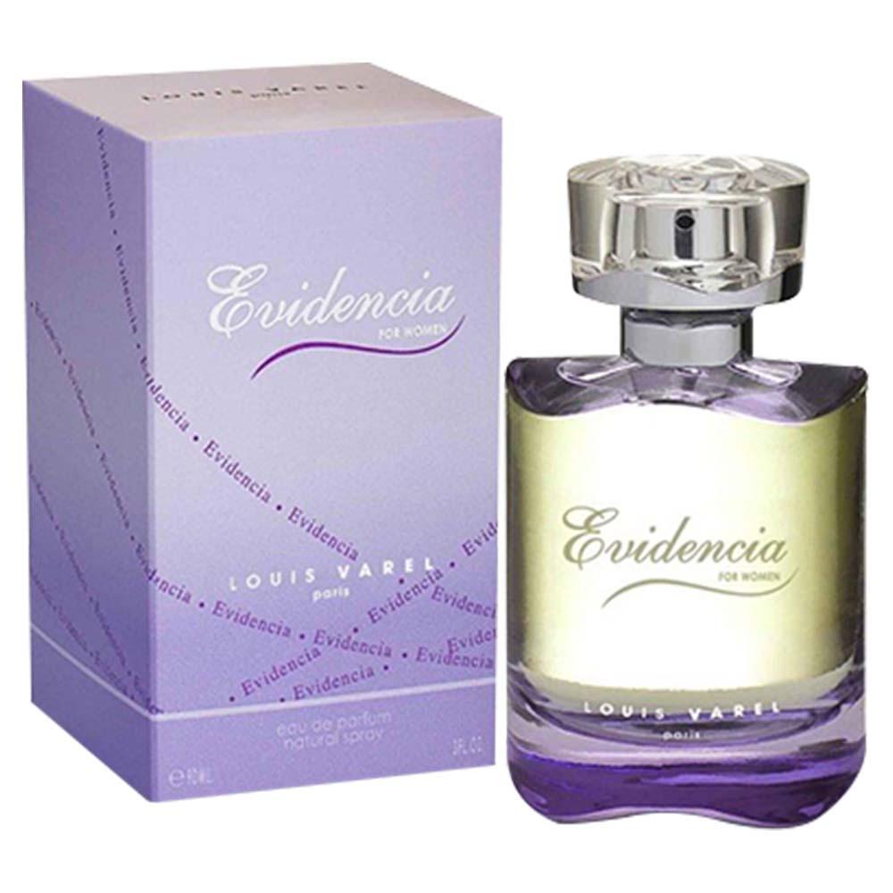 Louis Varel Paris Evidencia For Women Eau De Parfum 90ml
