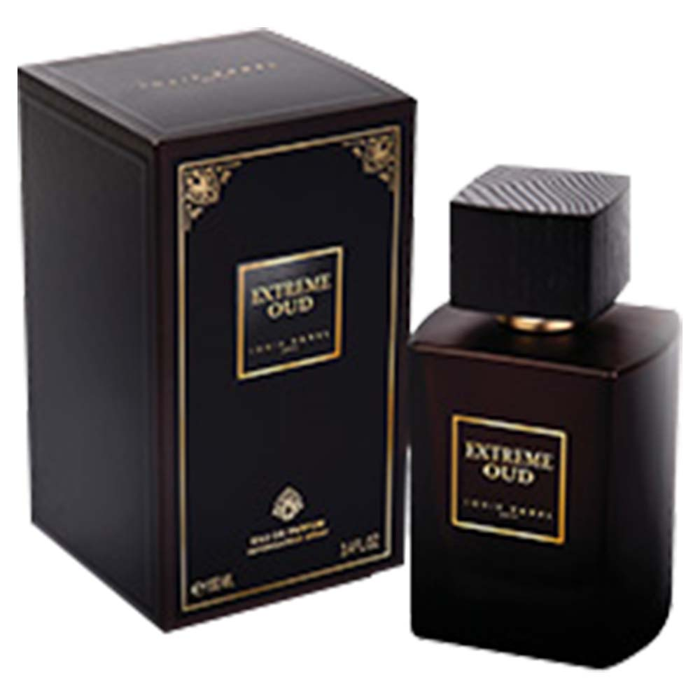 Louis Varel Paris Extreme Oud For Unisex Eau De Parfum 100ml