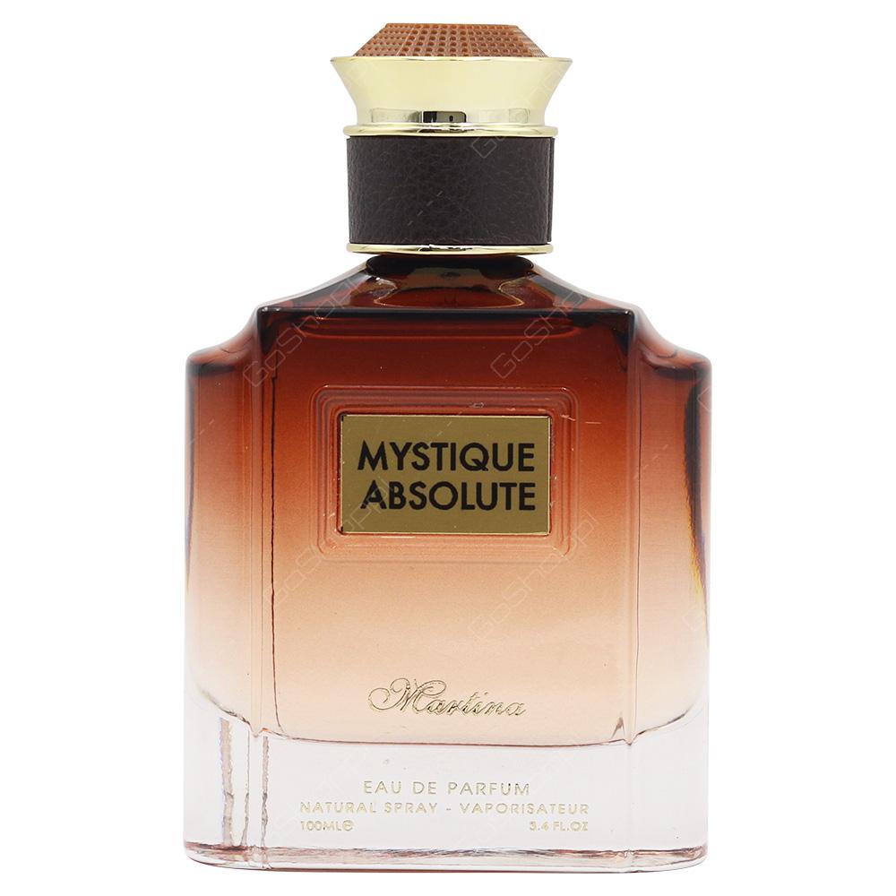 Martina Mystique Absolute Unisex Eau De Parfum 100ml