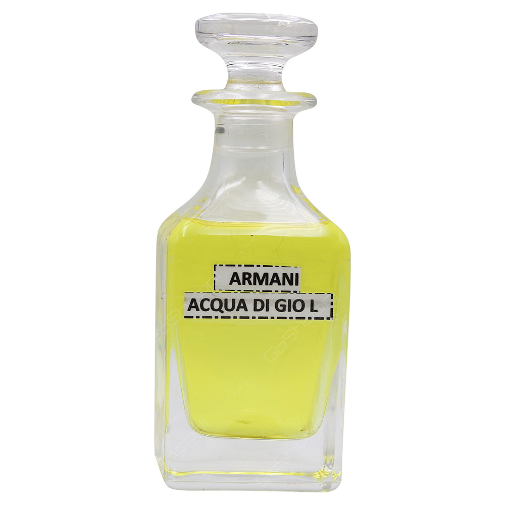 Oil Based - Armani Acqua Di Gio For Women Spray