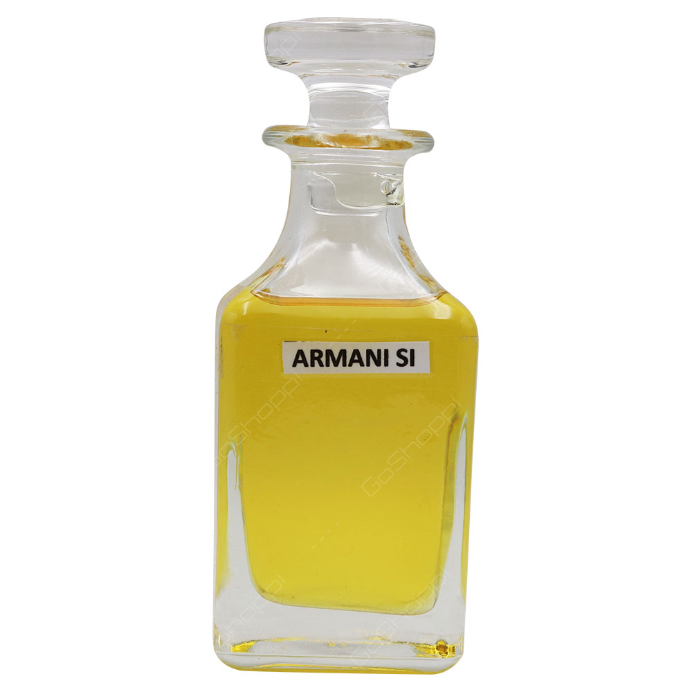 Oil Based - Armani Si For Women Spray