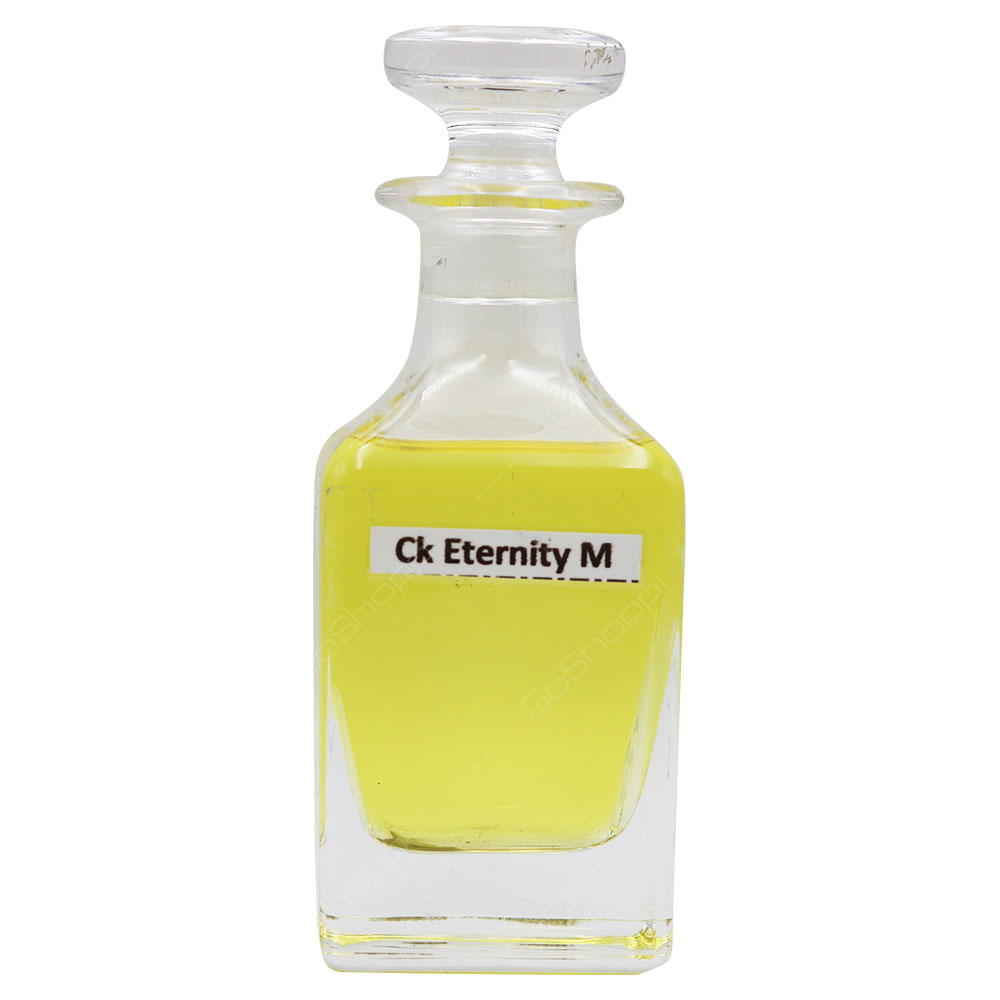 Oil Based - Calvin Klein Eternity For Men Spray