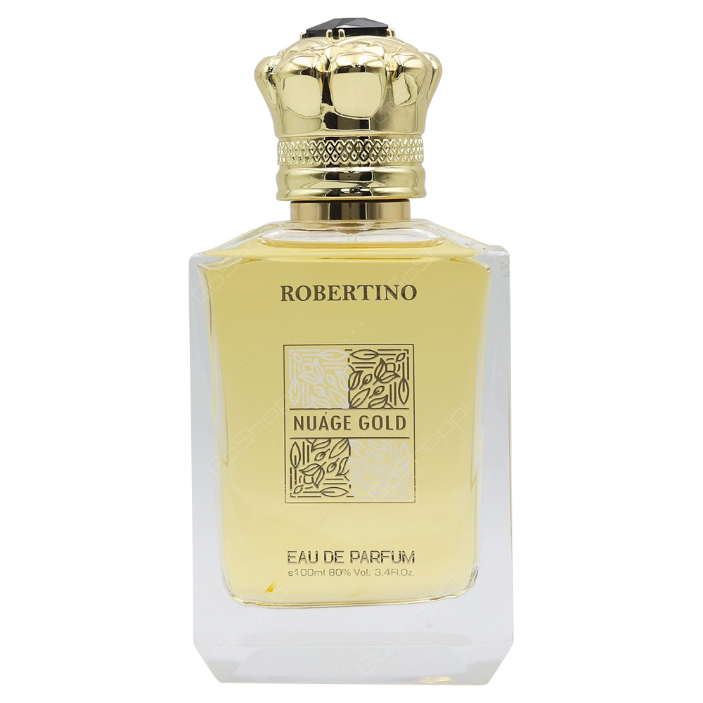 Robertino Nuage Gold Unisex Eau De Parfum 100ml