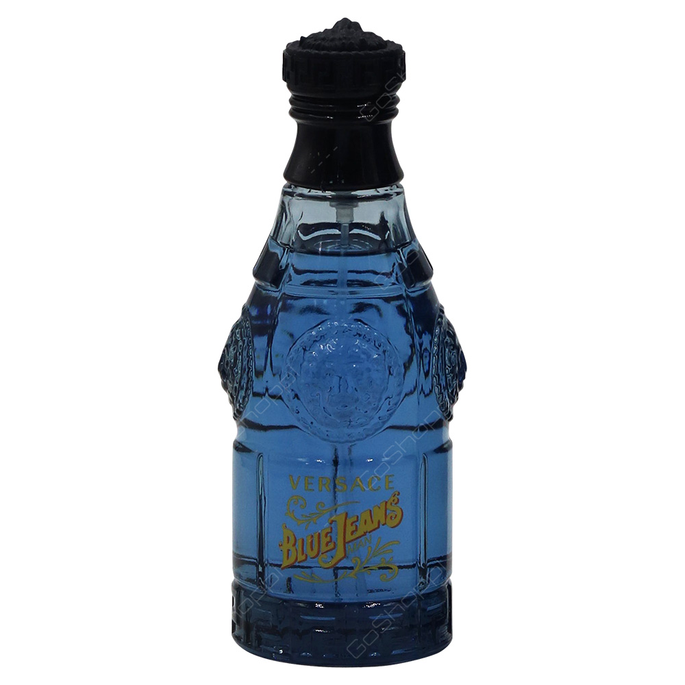 Versace Blue Jeans For Men Eau De Toillete 75ml