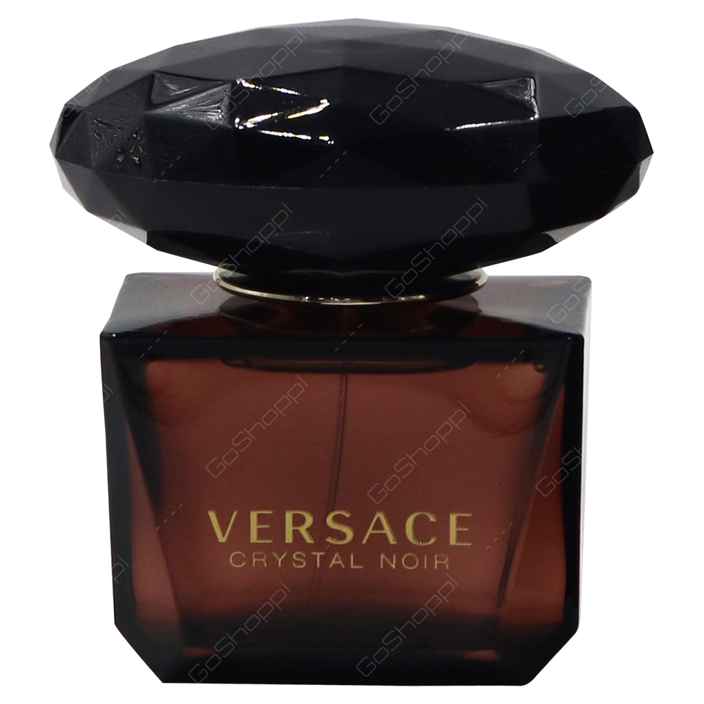 Versace Crystal Noir For Women Eau De Parfum 90ml