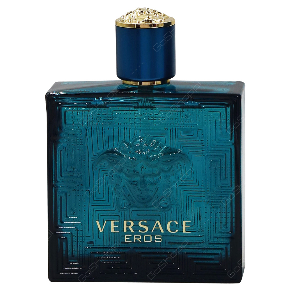 Versace Eros For Men Eau De Toillete 100ml