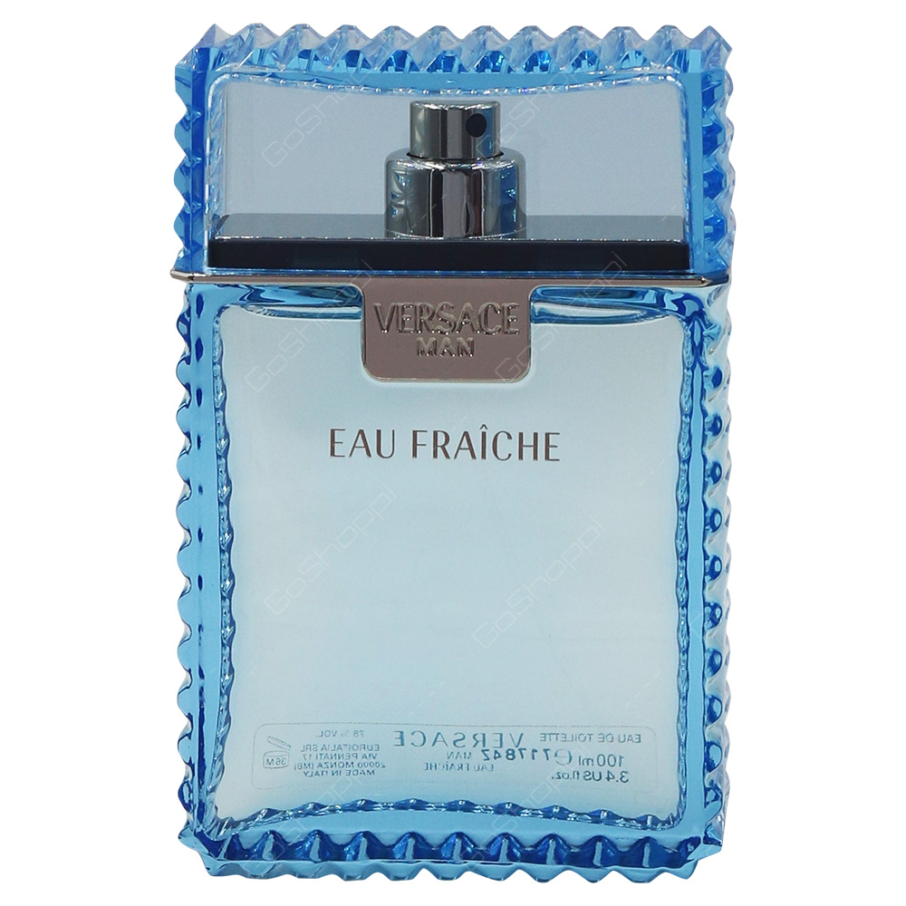 Versace Man Eau Freche Eau De Toillete 100ml