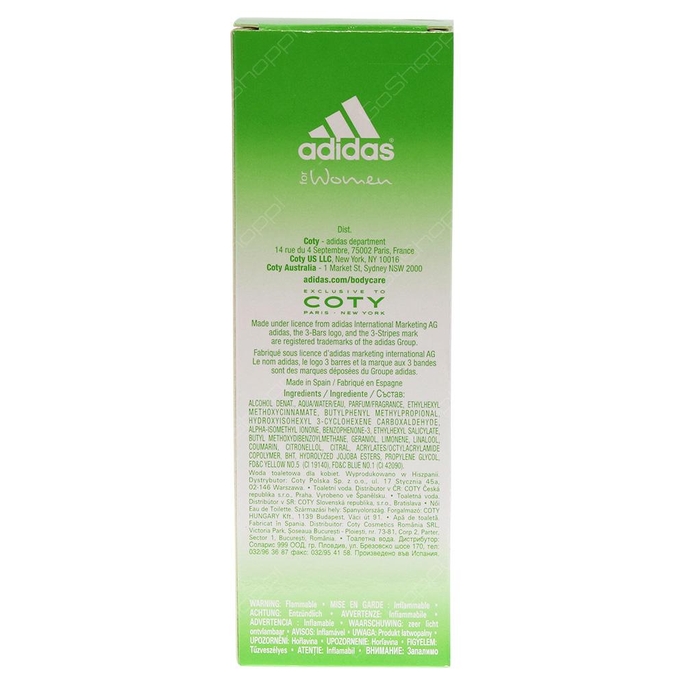 Adidas Floral Dream For Women Eau De Toilette 50ml
