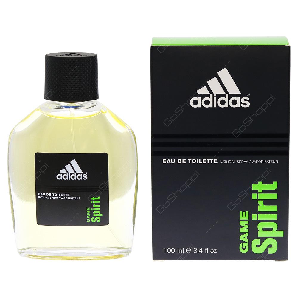 Adidas Game Spirit Eau De Toilette 100ml