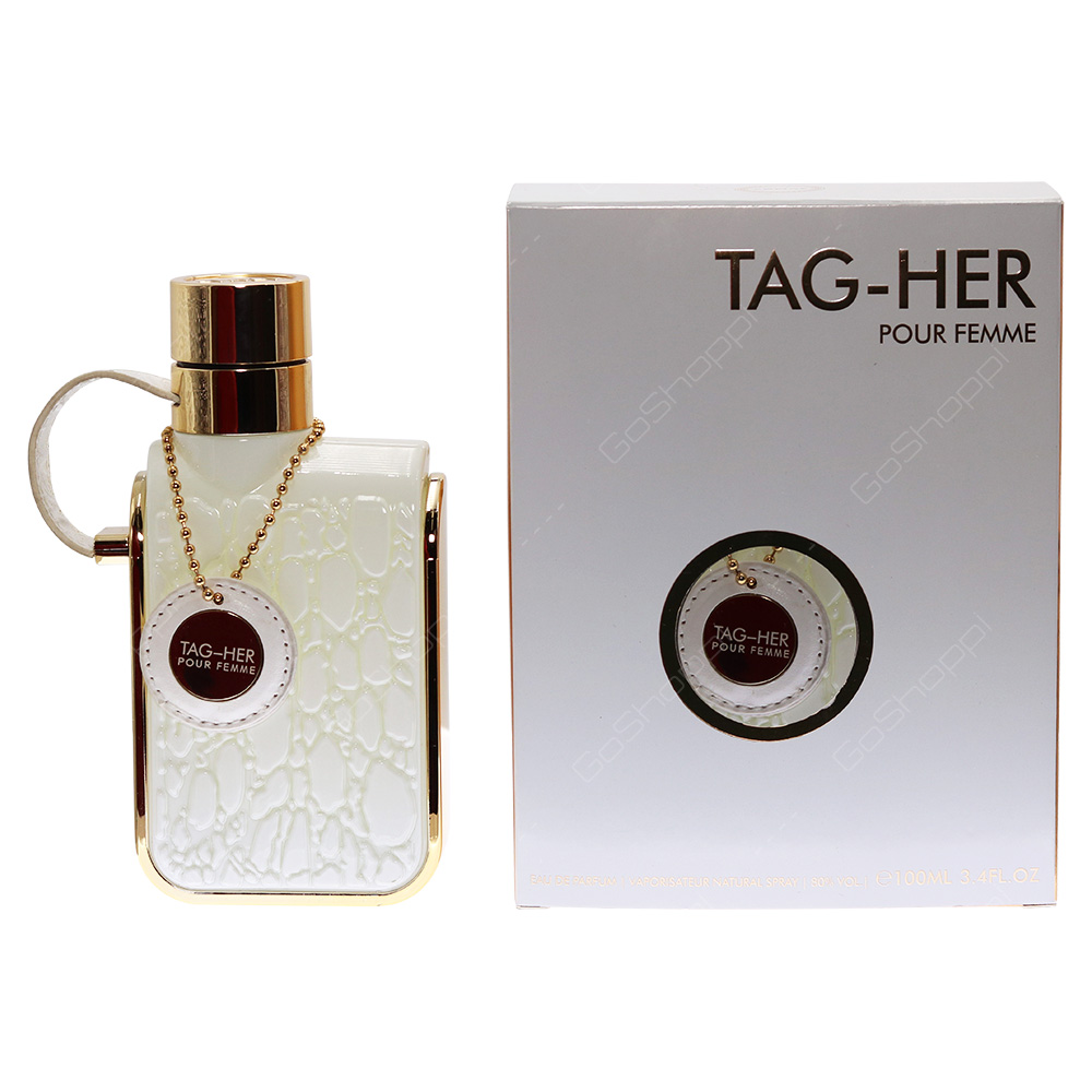 Armaf Tag Her Pour Femme Eau De Parfum 100ml