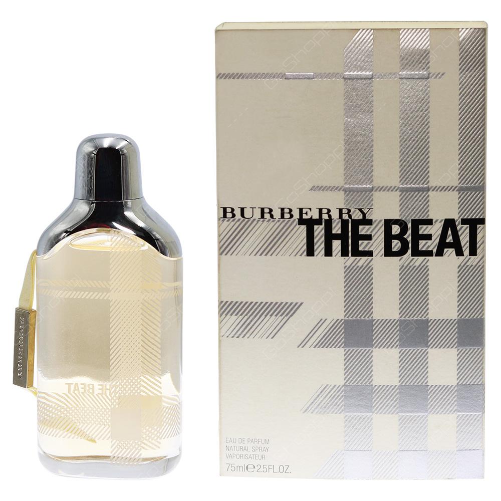 Burberry The Beat For Women Eau De Toilette 75ml