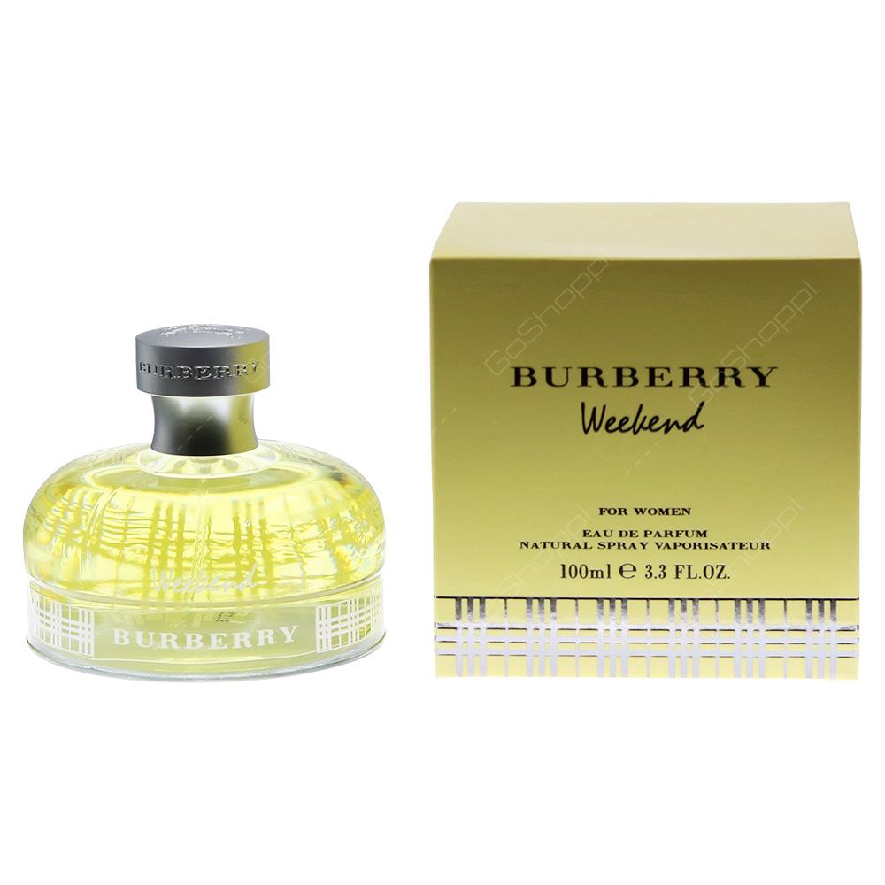 Burberry Weekend For Women Eau De Parfum 100ml