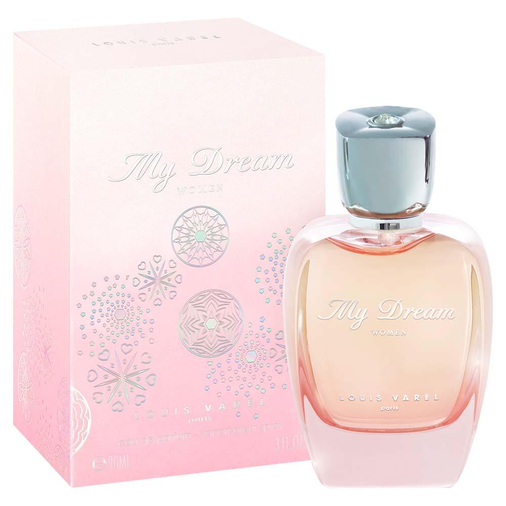 Louis Varel Paris My Dream For Women Eau De Parfum 90ml