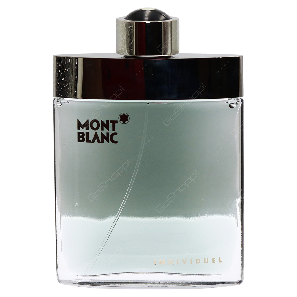 Mont Blanc Individuel For Men Eau De Toilette 75ml