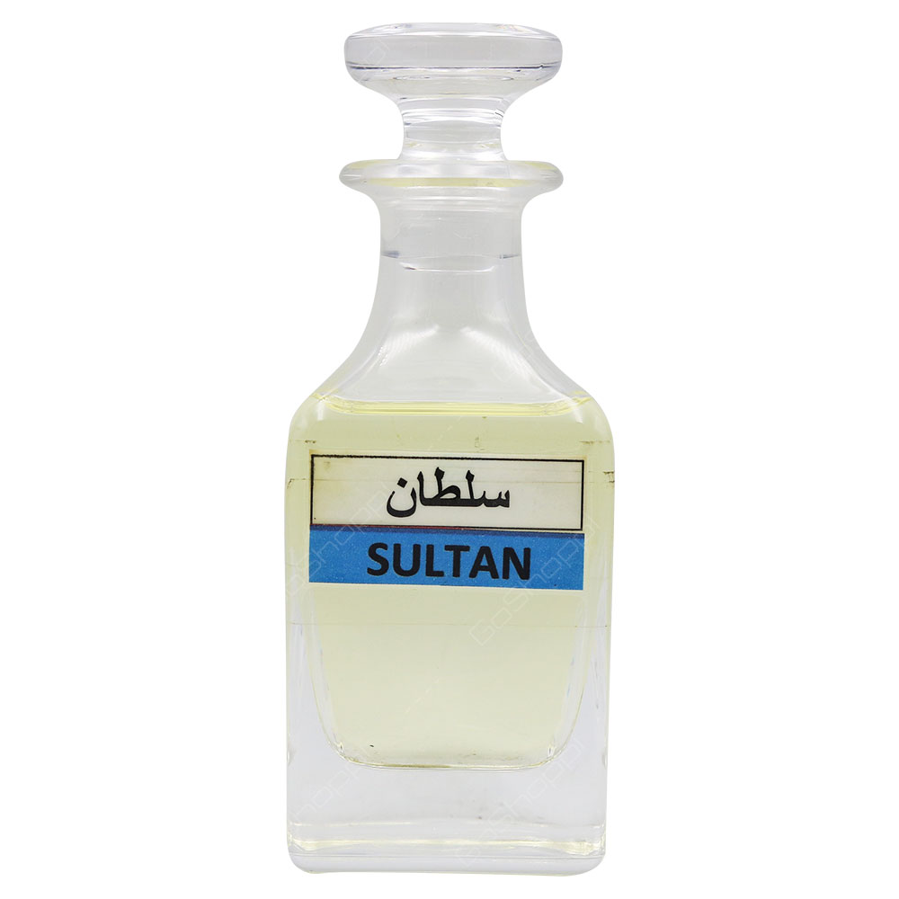 Oil Based - Sultan Spray